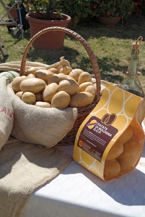 Pata di Bologna DOP - Cesto di patate