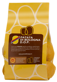 Patata Bologna DOP-Packaging