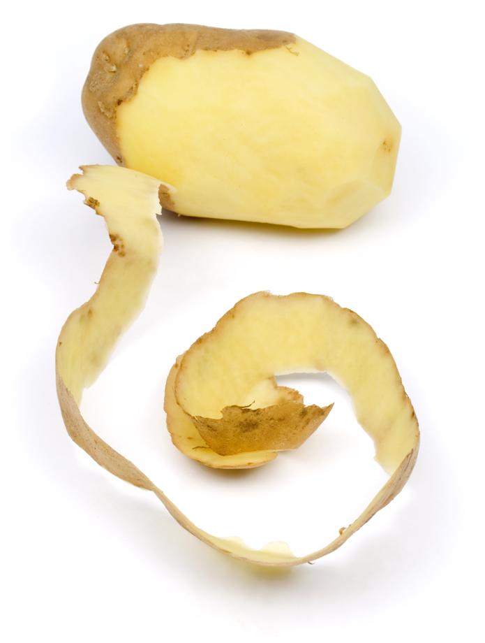 Patata di Bologna DOP - sbucciata