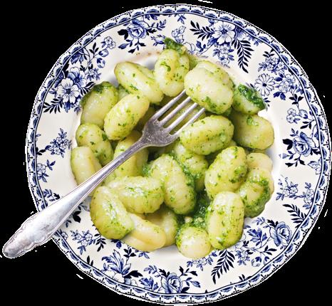 Patata di Bologna DOP - piatto gnocchi